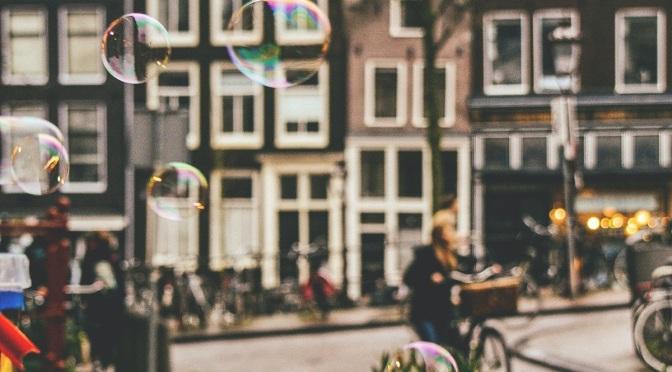 Bubble, oh no!
