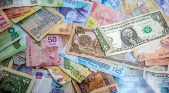 Is Dollar dull again?